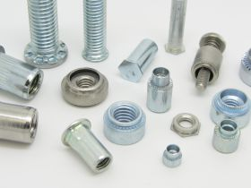Threaded Studs For Sheet Metal Basement Wall Studs